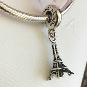 PANDORA CHARM EIFFEL TOWER PARIS DANGLE